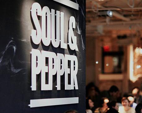 soul and pepper