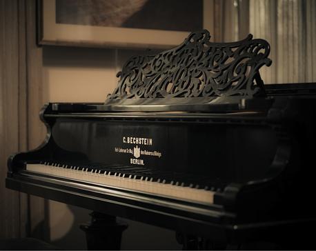 C.Bechstein-fortepijonas