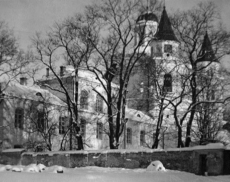Negrįžusios Vilniaus vienuolijos