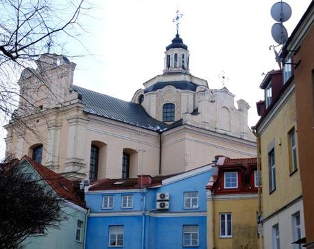 Sv -Dvasios-baznycia