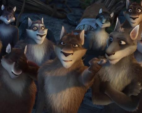 aveles ir vilkai