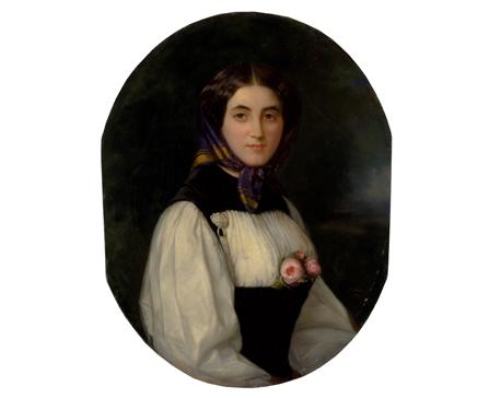 Portretai dvarų kolekcijose