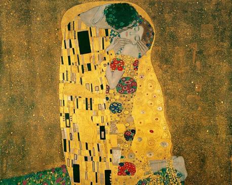 improvizacija G. Klimt tema