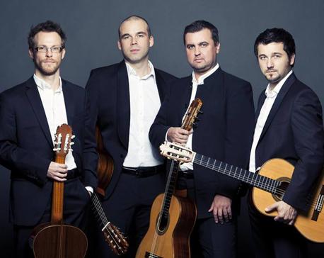 Baltijos gitaru kvartetas