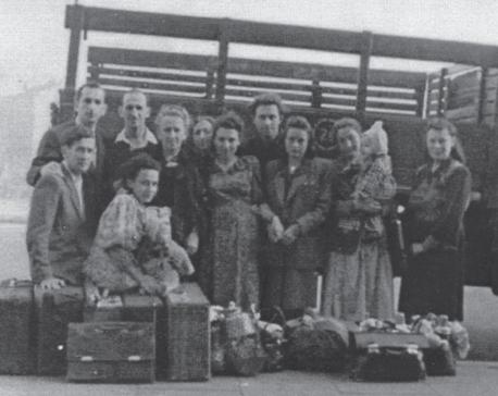 Lietuvos žydai už geležinės uždangos