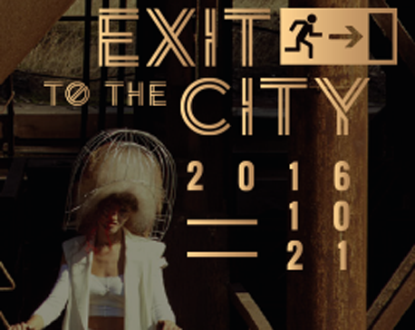 exit to the city