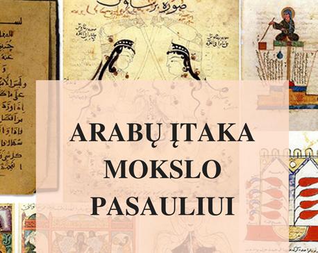Arabu-itaka-mokslo-pasauliui