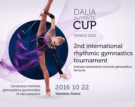 Dalia Kutkaite Cup 2016