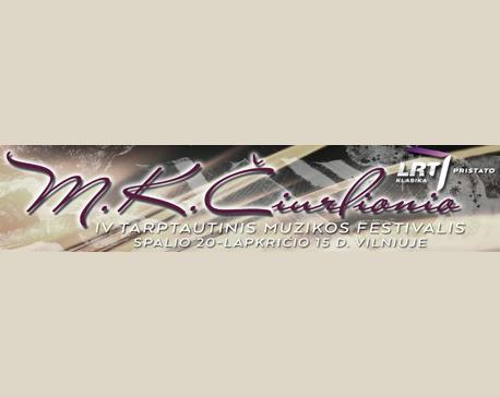 MKCiurlionio festivalis